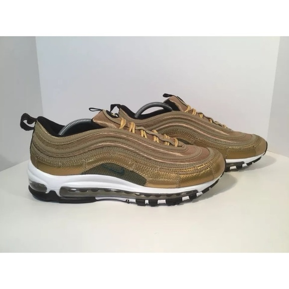 d34a7f93f52c54 Nike Air Max 97 CR7 Golden patchwork. M 5ab85463b7f72b979784633c
